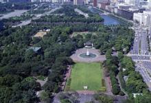 都心の緑のオアシス「日比谷公園」
